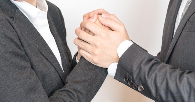 既婚者は社内での恋愛関係にはご用心を!