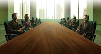 住友グループ社長会「白水会」秘密の掟と17社の序列