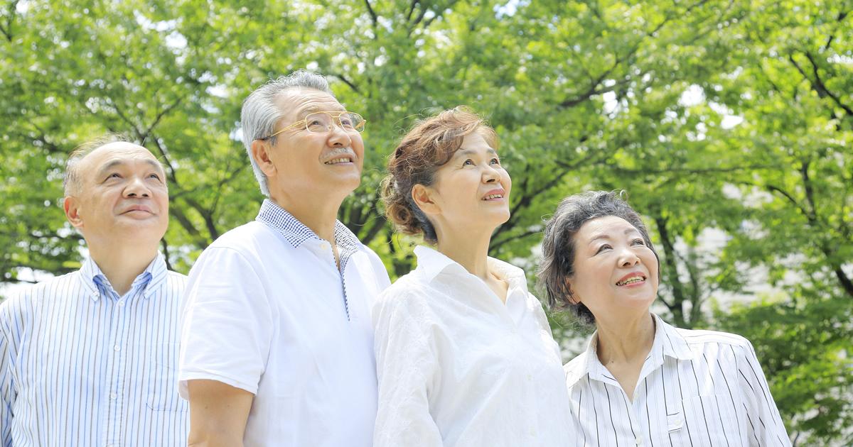 「100歳まで元気な人」はやっている?たった3つの意外な長寿法