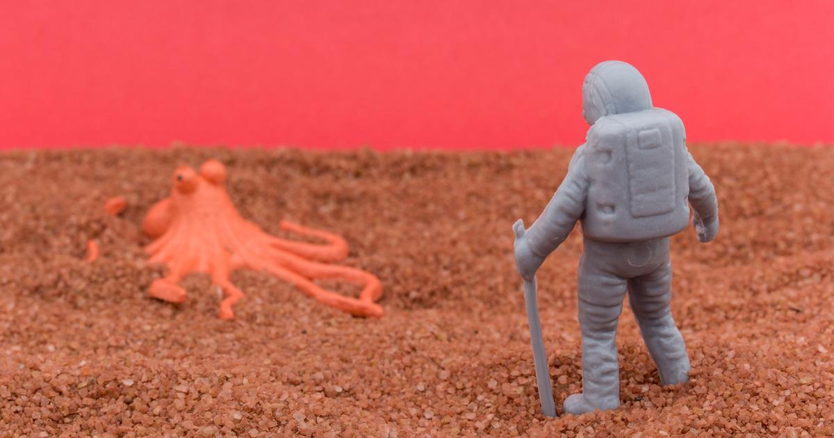 映画「オデッセイ」で火星にひとり残された主人公がハカったもの