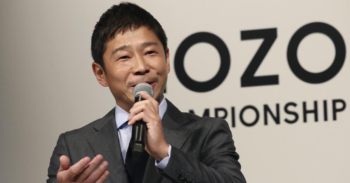 ZOZO前澤社長が示した「保守的すぎる」経営目標、決算不調でまるで別人
