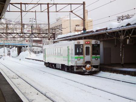 このままなら、全路線の約半分を廃止との案も出たJR北海道