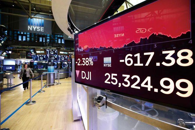 米中の制裁関税の応酬を嫌気して、米国株式市場は5月13日に今年2番目の大きな下げを記録した