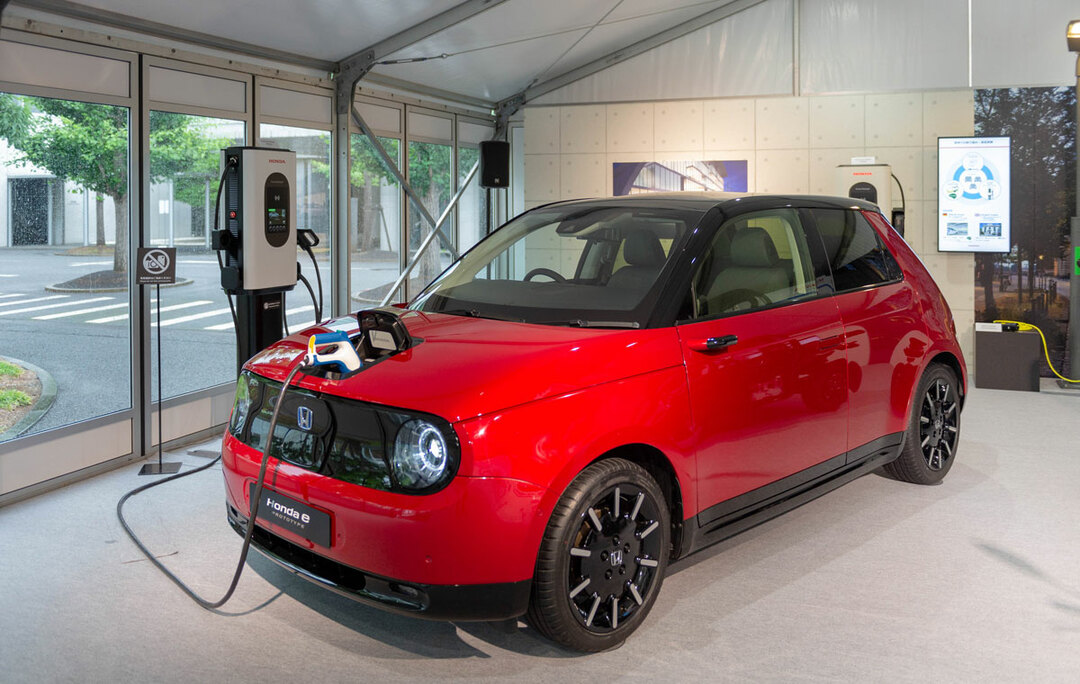 ホンダが量産する新型EV「ホンダe」