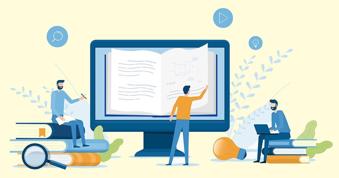 「オンライン読書会」で内定者同士のつながりと連帯感を強める
