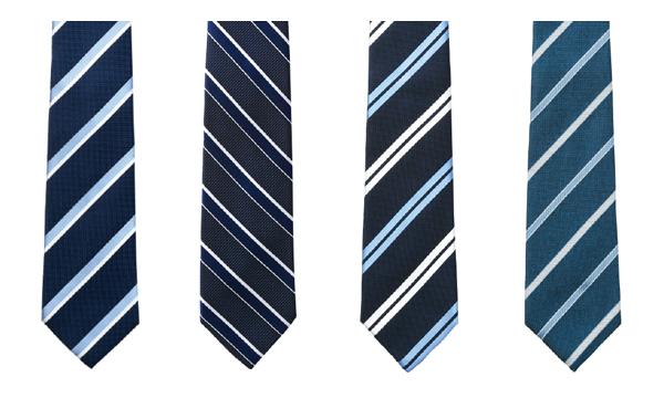 採用面接でのネクタイは、何色が正解?