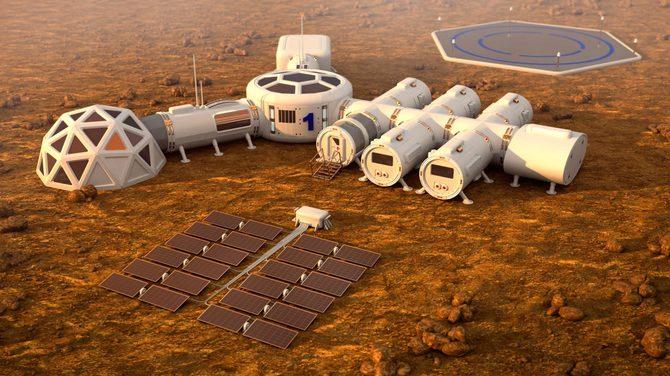 火星移住のカギは日本のベンチャー企業が握っていた!