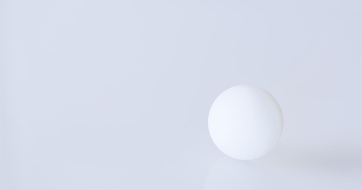 小1にピンポン球で伝える交通安全