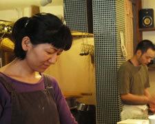 豪徳寺「あめこや」――若いアンテナが、夢の蕎麦屋を創った
