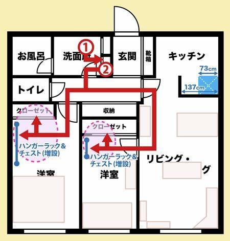 間取り図4