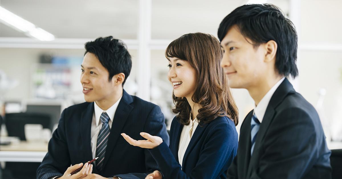 社員と組織の成長のためにALL EYESで人を育てる