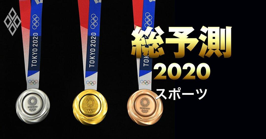 2020東京オリンピック_総予測