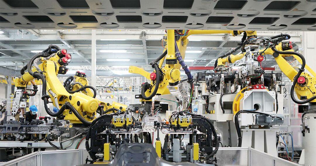 中国産業ロボット市場、日欧勢の先行きに陰りも