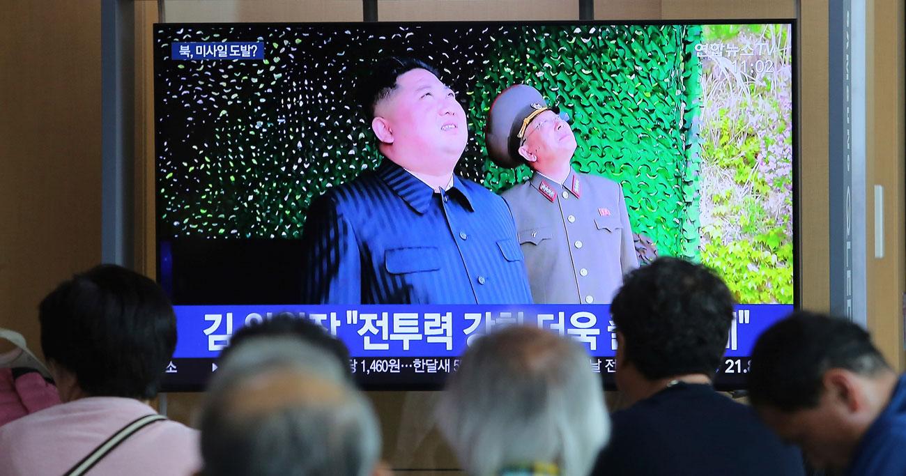 孤立する韓国を見限った北朝鮮の焦りが「弾道ミサイル発射」に現れた