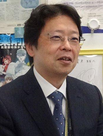 大曲貴夫(おおまがり のりお)国立国際医療研究センター病院副院長・総合感染科科長、国際感染症センターセンター長