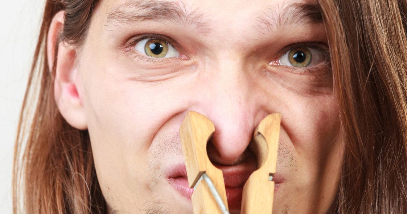 の 匂い 虫歯