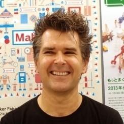 「3DプリンタよりもCNCルータがクール」――米Make誌編集長が描くメイカームーブメントの将来像
