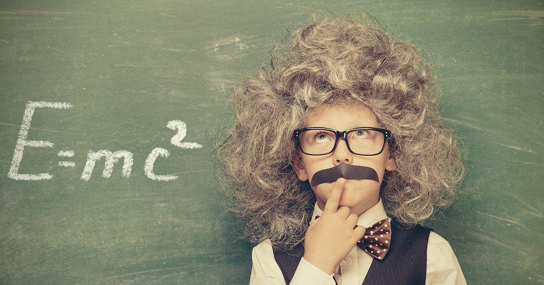 アインシュタインと<br />「なんで、なんで、なんで」と<br />3回問い続ける習慣
