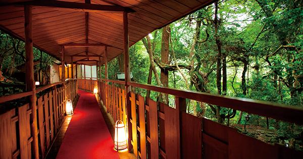 旅への誘いぜいたくな旅は、奈良にある