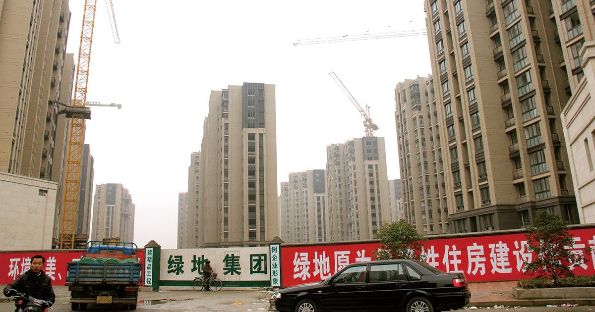 中国の推定不良債権「公式統計の10倍」の薄氷