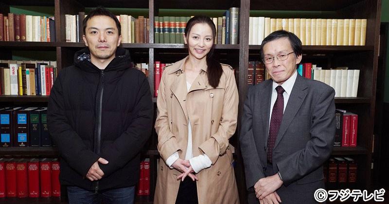 ドラマ版「嫌われる勇気」は、加藤シゲアキ演ずる若手刑事の成長物語