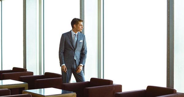 ビジネスに活きる魅惑のスーツスタイル
