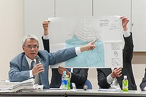 膠着する大川小裁判、<br />遺族と県・市の縮まらない距離