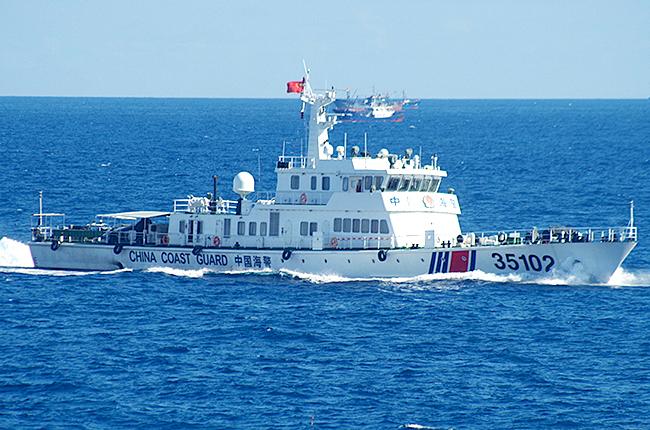 中国船領海侵犯に尖閣の米軍射爆撃場の活用を