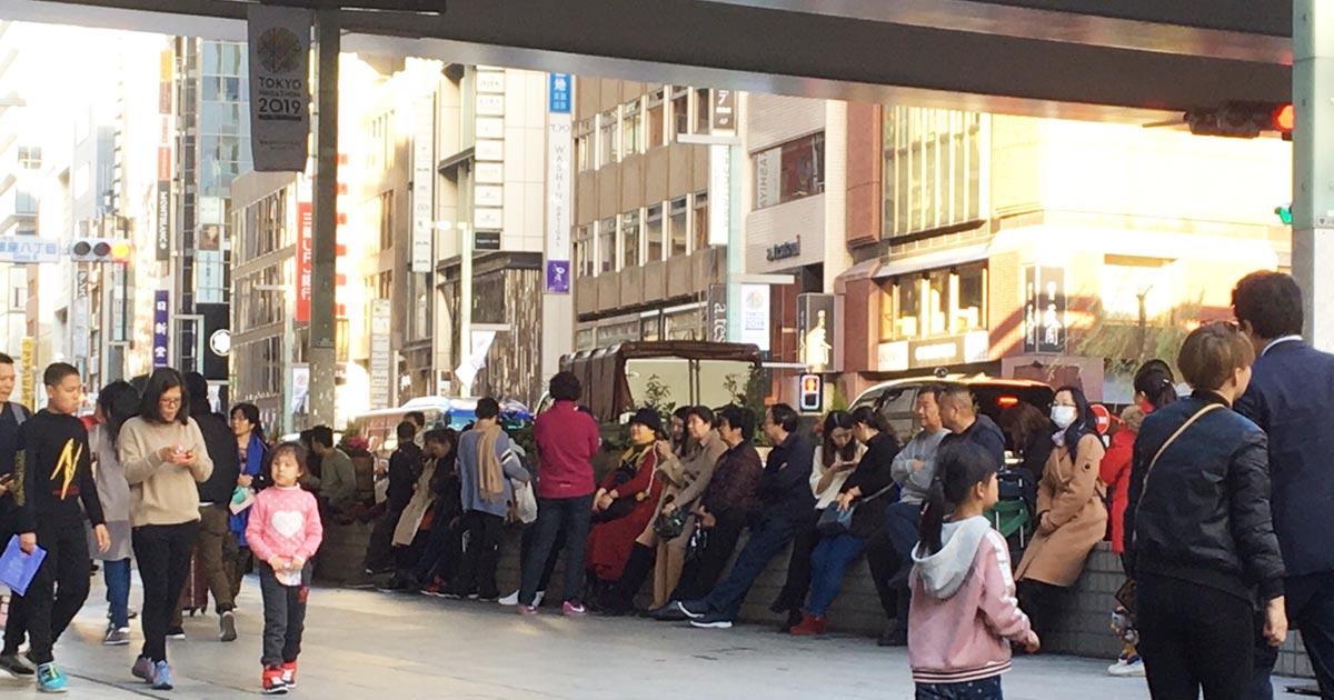中国人の「日本製品信仰」に陰り?観光客の消費は曲がり角