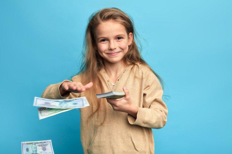 【1万円を1億円にする方法】<br />「6歳で起業、13歳で億万長者」<br />になった秘密を、こっそり教えるね。