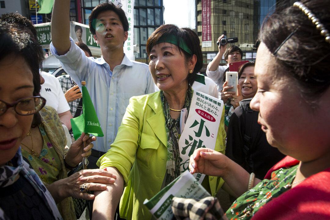 都知事選候補者擁立の舞台裏、自民も民進も大混乱!