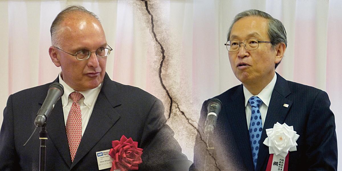 東芝メモリ売却、WDに屈服する「新・日米連合」構想が浮上