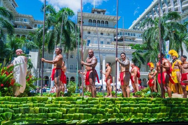 アロハ(ALOHA)は古代ハワイの精神を語り続ける言葉