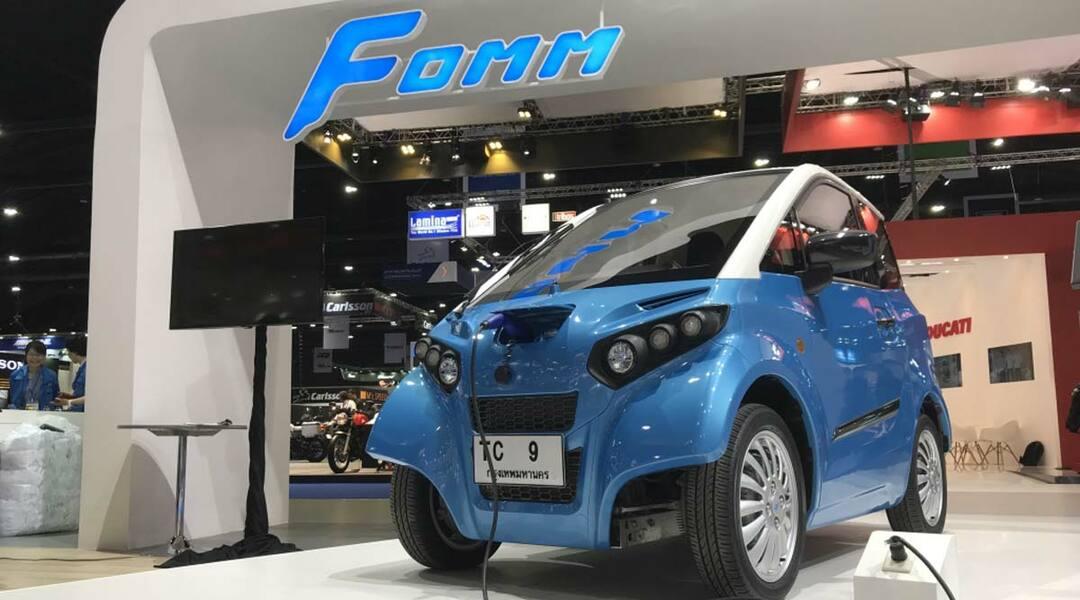 川崎ベンチャーが開発した超小型EVが「タイの国民車」になる日