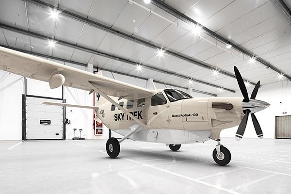 オーダーメードな空の旅をサポートする<br />せとうちホールディングス「SKY TREK」