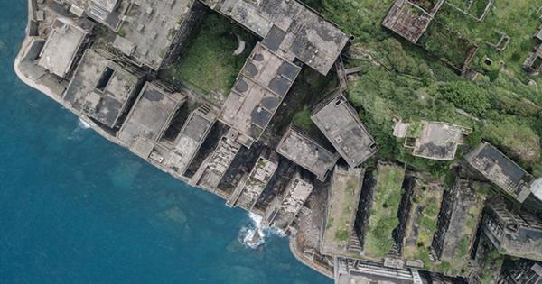 廃墟の王・軍艦島のまだ見たことがない姿とは