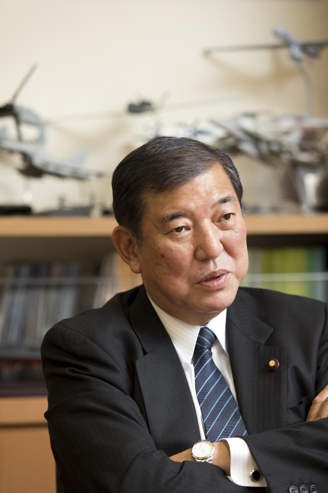 「戦略的国境」を拡大する中国に日本はどう向き合うべきか <br />石破茂議員【前編】