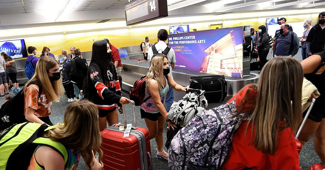 米で航空需要が回復、乗客が嫌う混雑も戻る