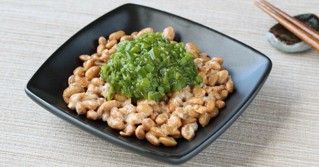 納豆+メカブは最強?腸内環境を整える最強の食べ合わせはこれだ