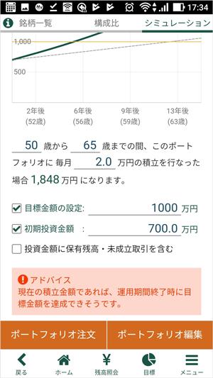 松井証券の「投信工房」