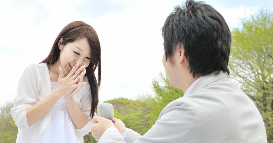プロポーズは「別れ際」に伝えるとうまくいく理由