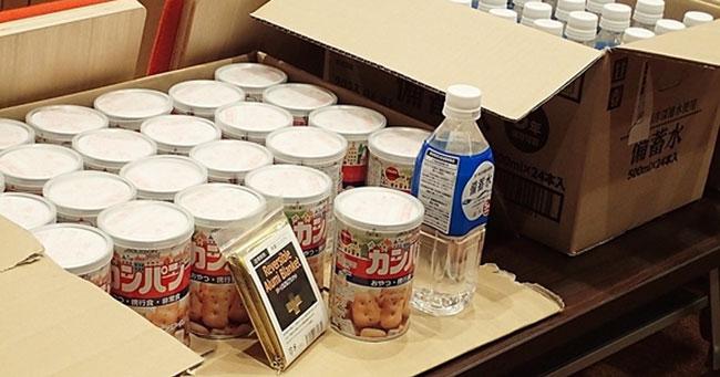 「会社でカップ麺買いだめ」を「非常用備蓄食」に昇格させるには