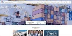 近鉄エクスプレスは国内外に拠点を持つ大手総合物流企業。