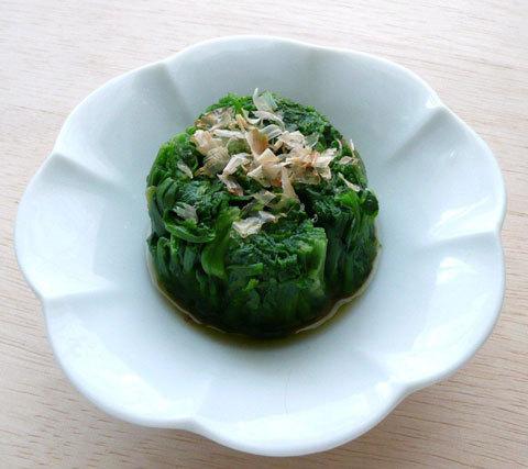 肉系の鍋ものに欠かせない「芹」は<br />数少ない日本原産野菜の一種