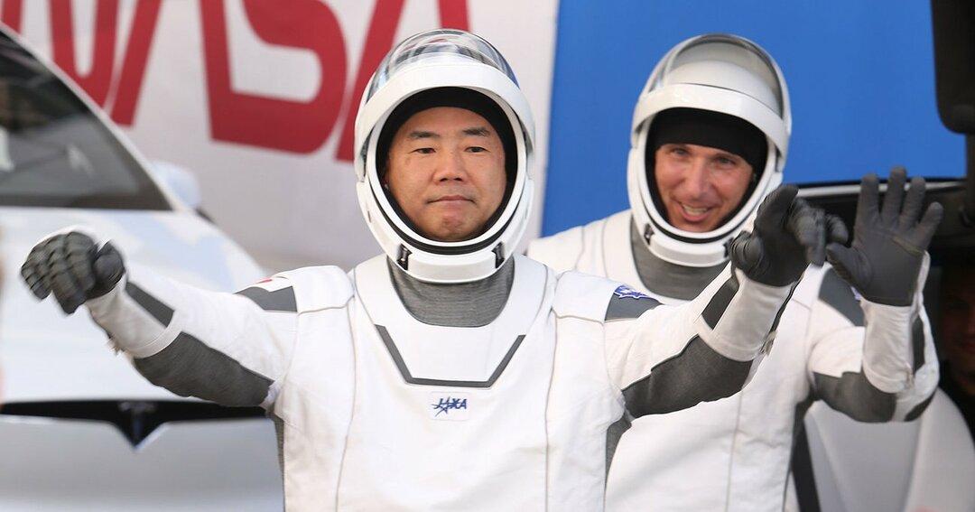 JAXA,野口宗一宇宙飛行士,NASA,マイクホプキンス宇宙飛行士