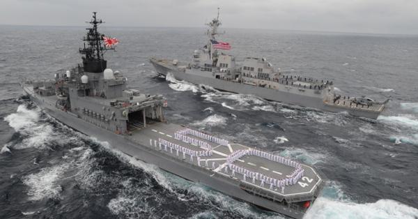 集団的自衛権の行使容認が日本を平和にする根拠