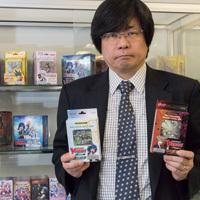 カードゲームをインフラ産業と捉え成長<br />海外開拓とソーシャルゲームで拡大狙う<br />ブシロード社長 木谷高明