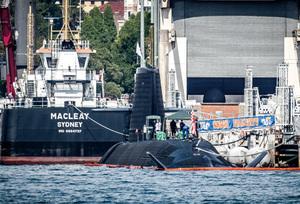 豪潜水艦受注敗北、エンジン供給に一縷の望みも