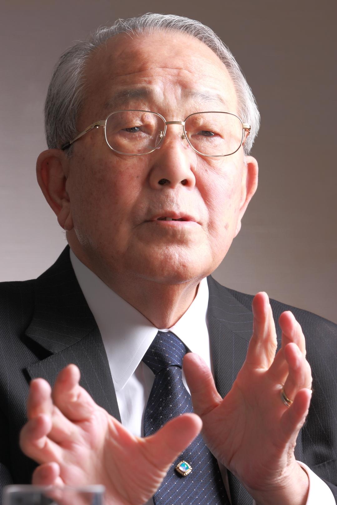 企業再生になぜ「社員の幸せ」が必要なのか<br />――稲盛和夫名誉会長