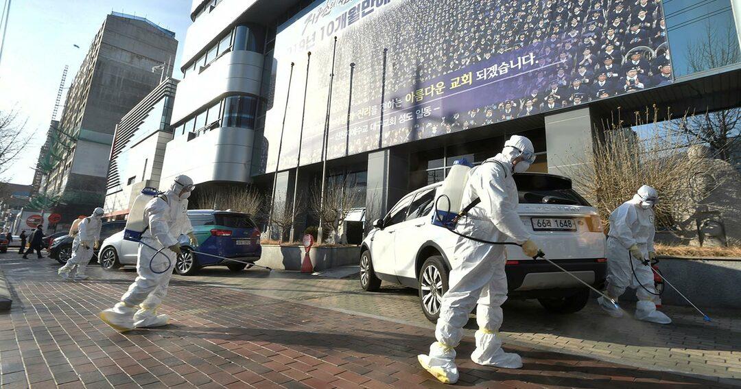 韓国の感染急拡大、中間財輸出に打撃